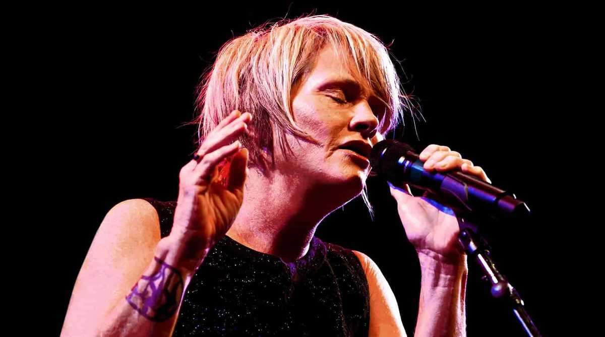 Shawn Colvin (Rescheduled from 5/23/2020, 1/24/2021)