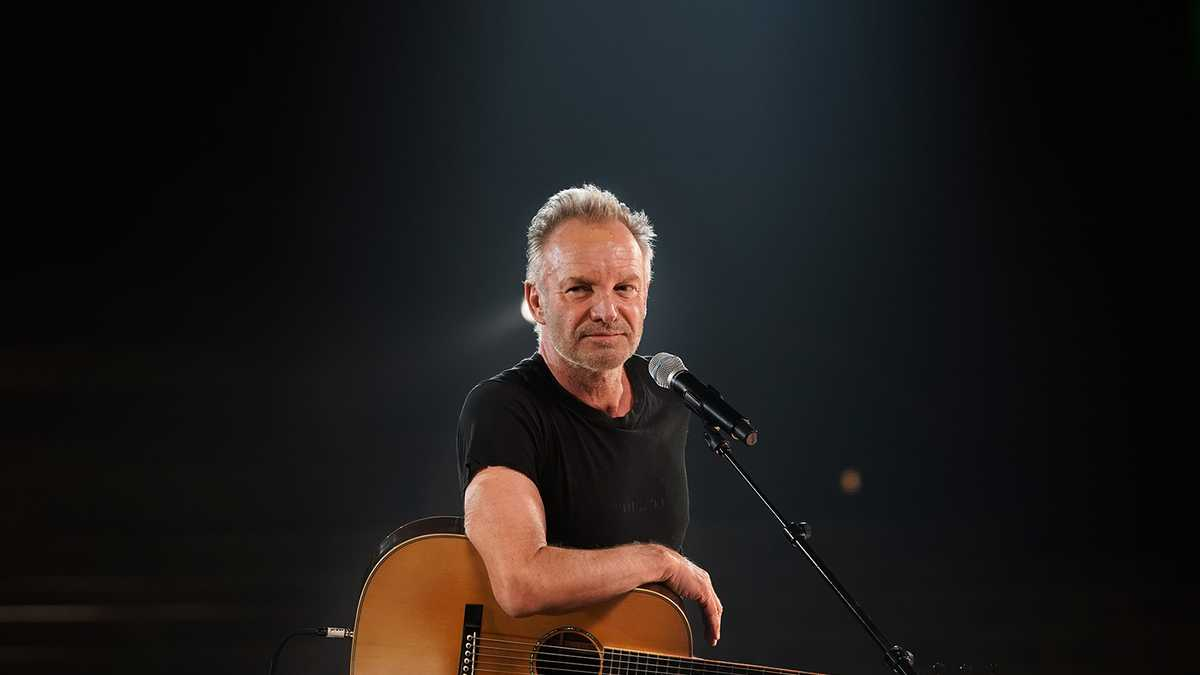 Sting (Rescheduled from 8/22/2020, 5/8/2021)
