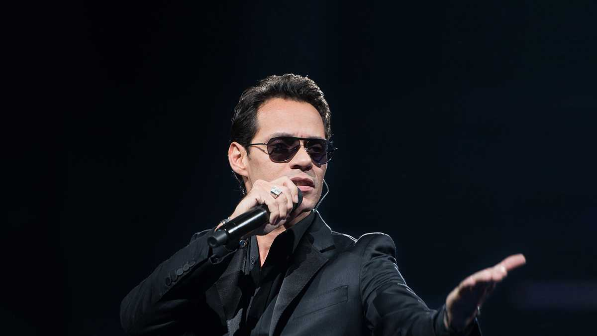 Marc Anthony (Rescheduled from 3/20/2020, 10/9/2020)