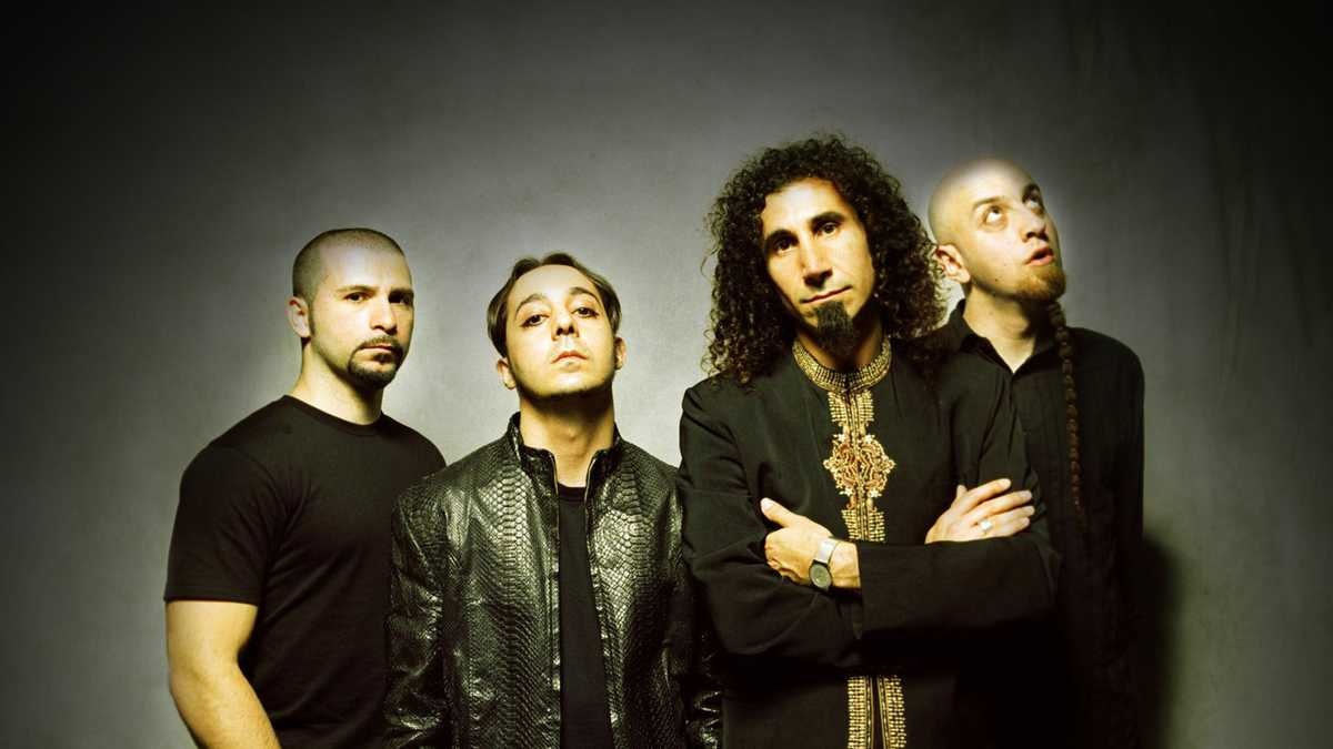 System of a Down (Rescheduled from 5/23/2020, 5/22/2021)