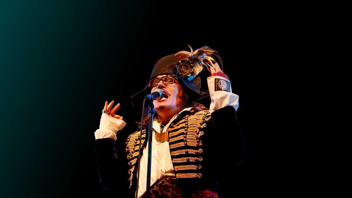 Adam Ant (Rescheduled from 5/2/2020, 9/19/2020)