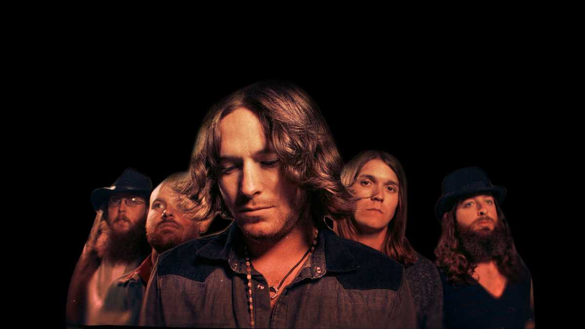 Whiskey Myers (Rescheduled from 3/25/2020, 11/13/2020, 5/18/2021)