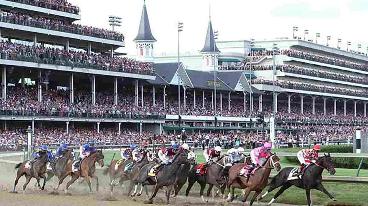 2021 Kentucky Derby - 2 Day Pass (4/30 - 5/1) (Reduced Capacity, Social Distancing)