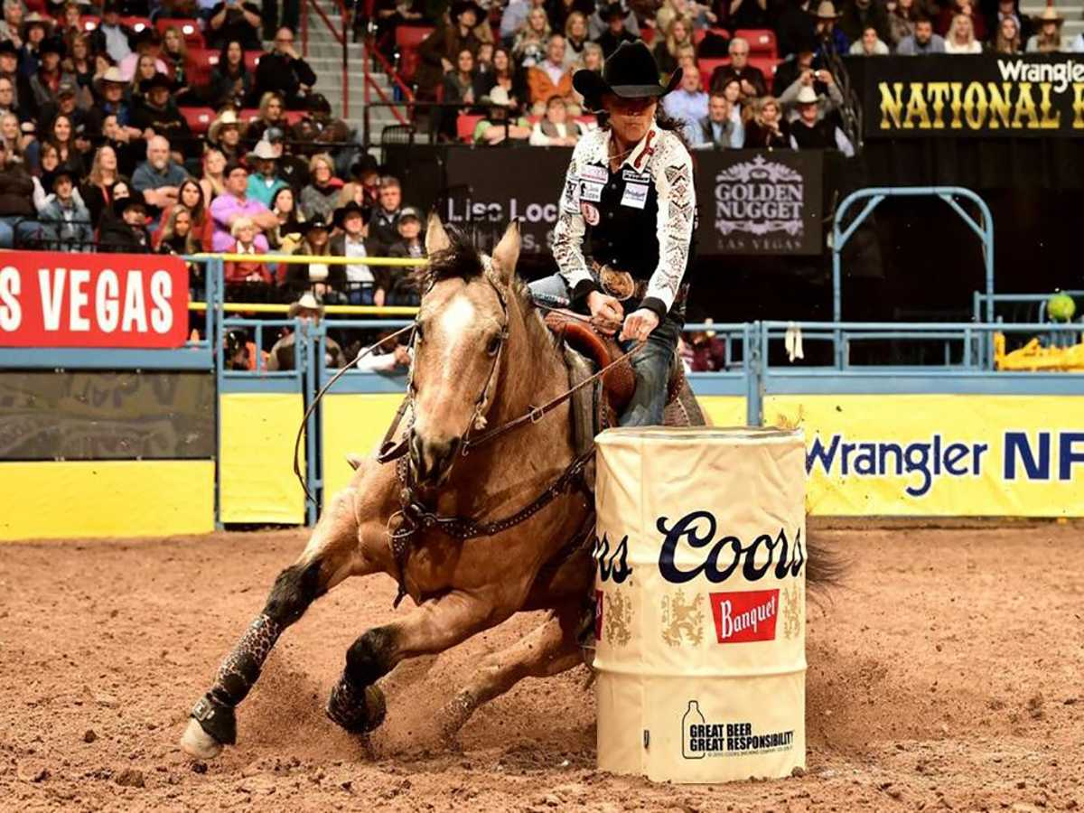 National Finals Rodeo (Time TBD)