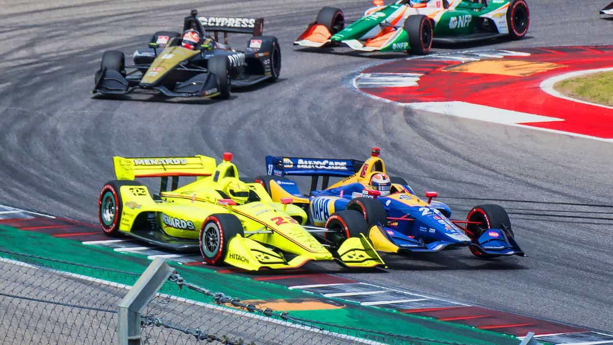 IndyCar Series - Practice