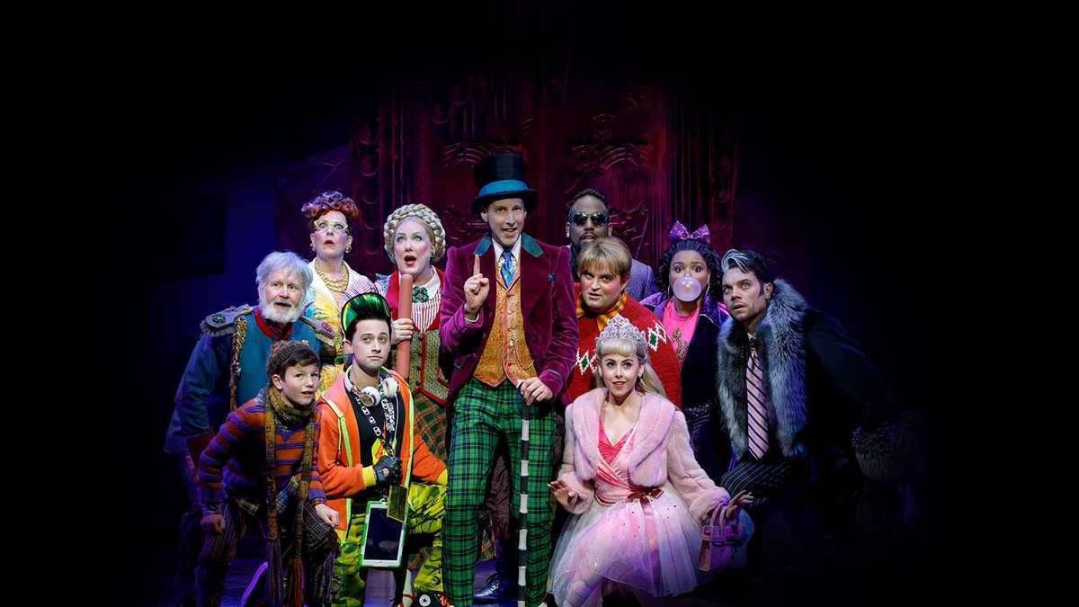 Charlie and the Chocolate Factory (Rescheduled from 5/17/2020, 8/22/2021)