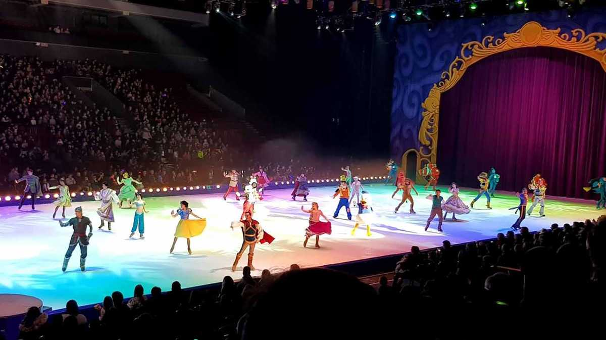 Disney On Ice: Mickeys Search Party (Reduced Capacity, Social Distancing)