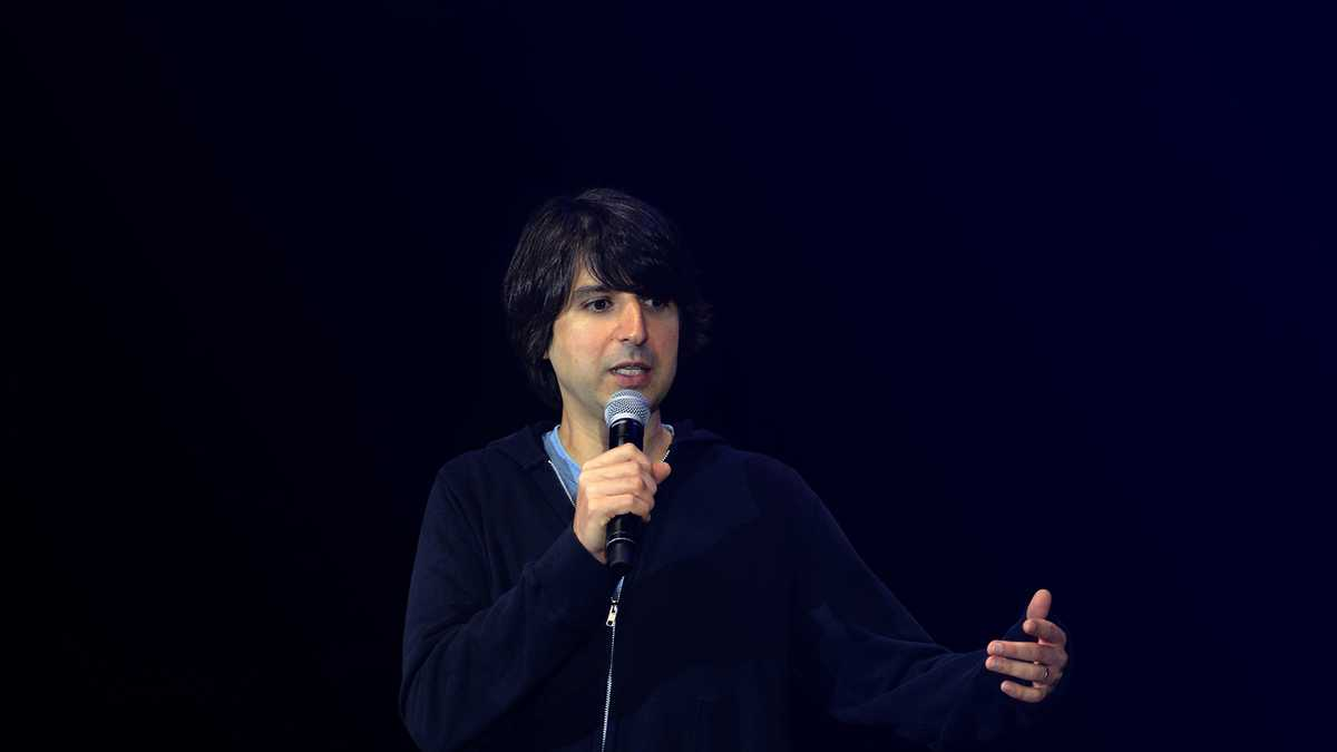 Demetri Martin (Rescheduled from 4/24/2021)