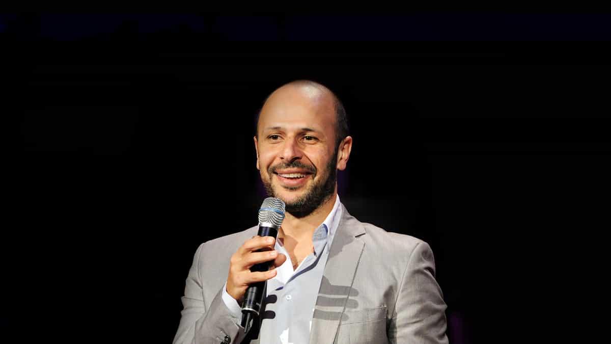 Maz Jobrani (Rescheduled from 11/22/2020)