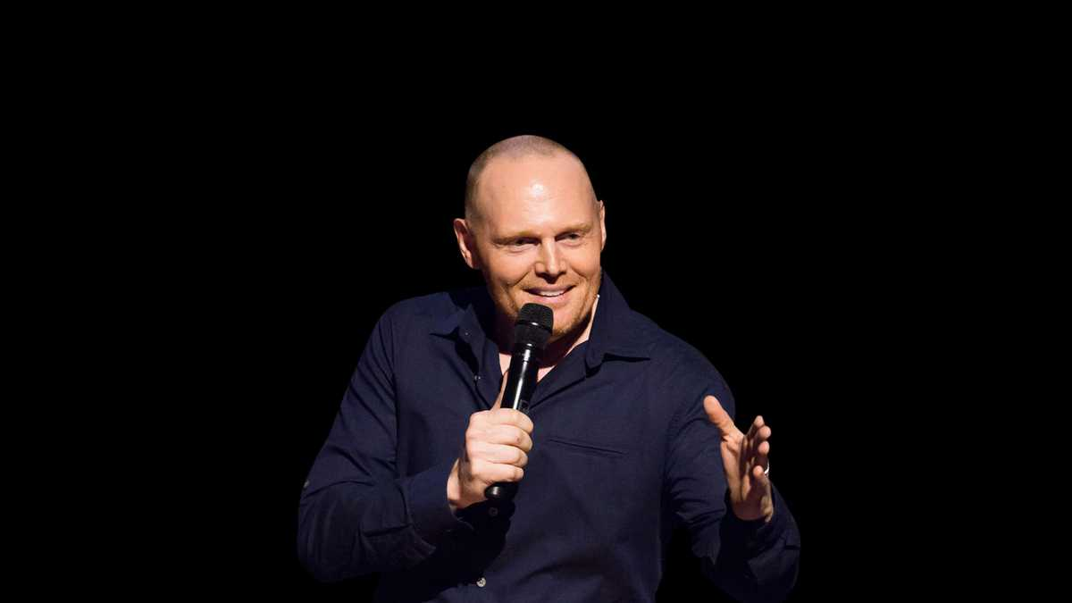 Bill Burr (Rescheduled from 4/10/2020)
