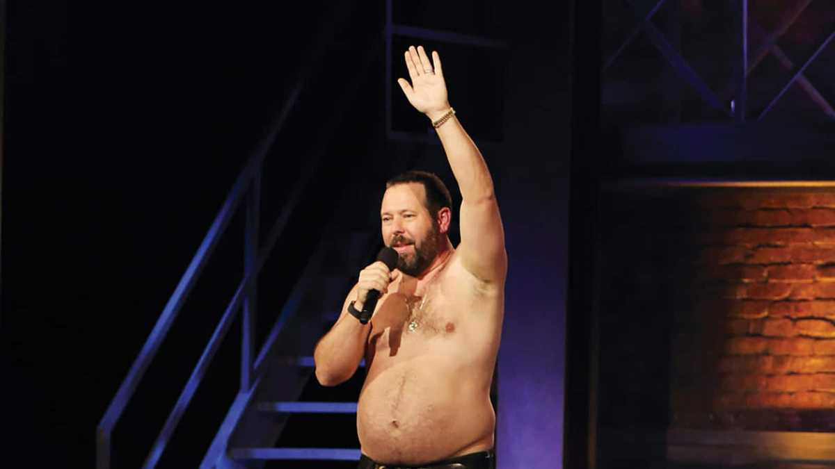 Bert Kreischer (Rescheduled from 4/5/2020, 7/30/2020, 2/25/2021)