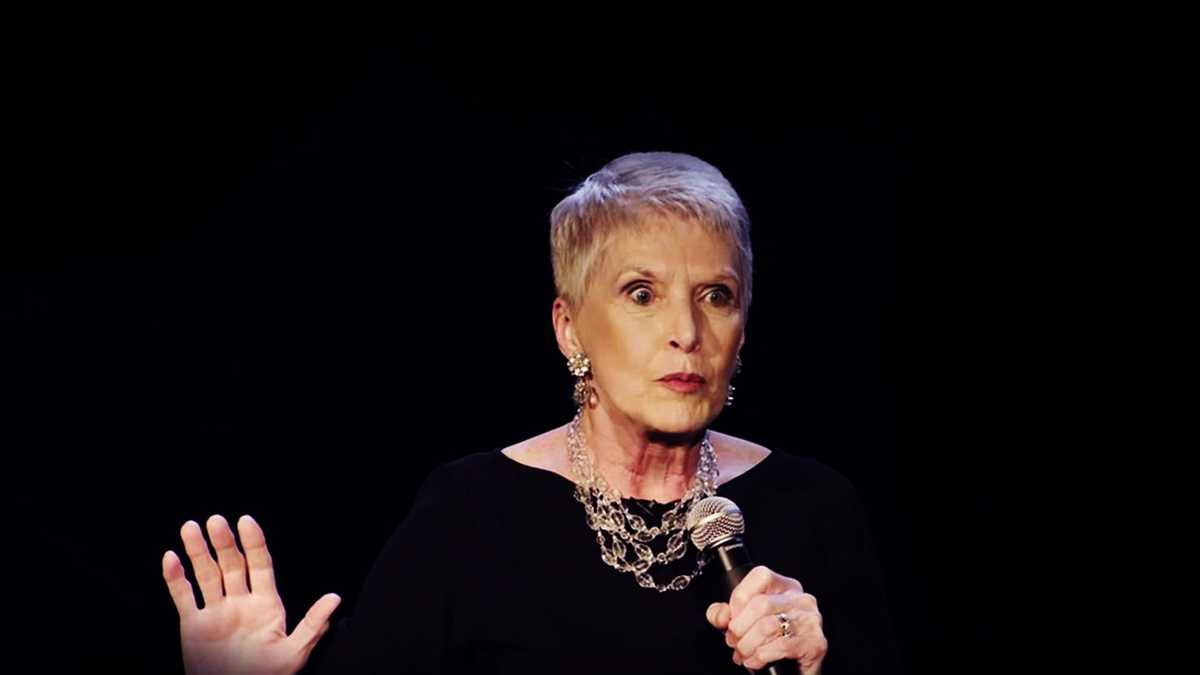 Jeanne Robertson (Rescheduled from 10/4/2020)