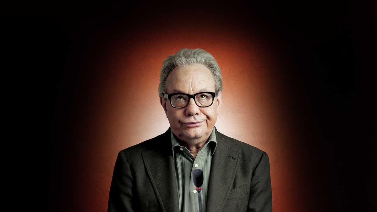 Lewis Black (Rescheduled from 3/29/2020, 10/16/2020, 3/19/2021)