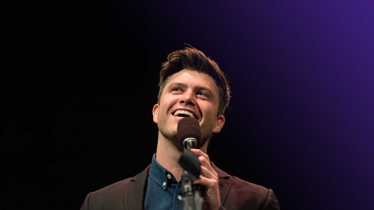 Colin Jost (21+ Event) (Rescheduled from 4/18/2020, 7/31/2020)