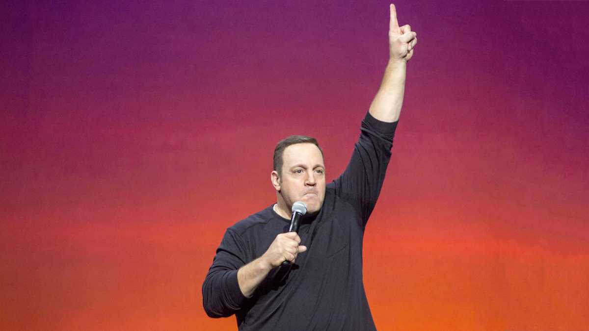 Kevin James (Rescheduled from 6/13/2020, 4/10/2021)