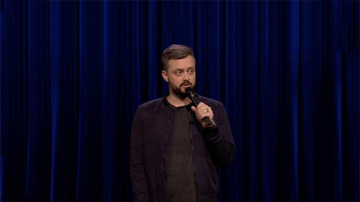 Nate Bargatze (Rescheduled from 10/8/2020)
