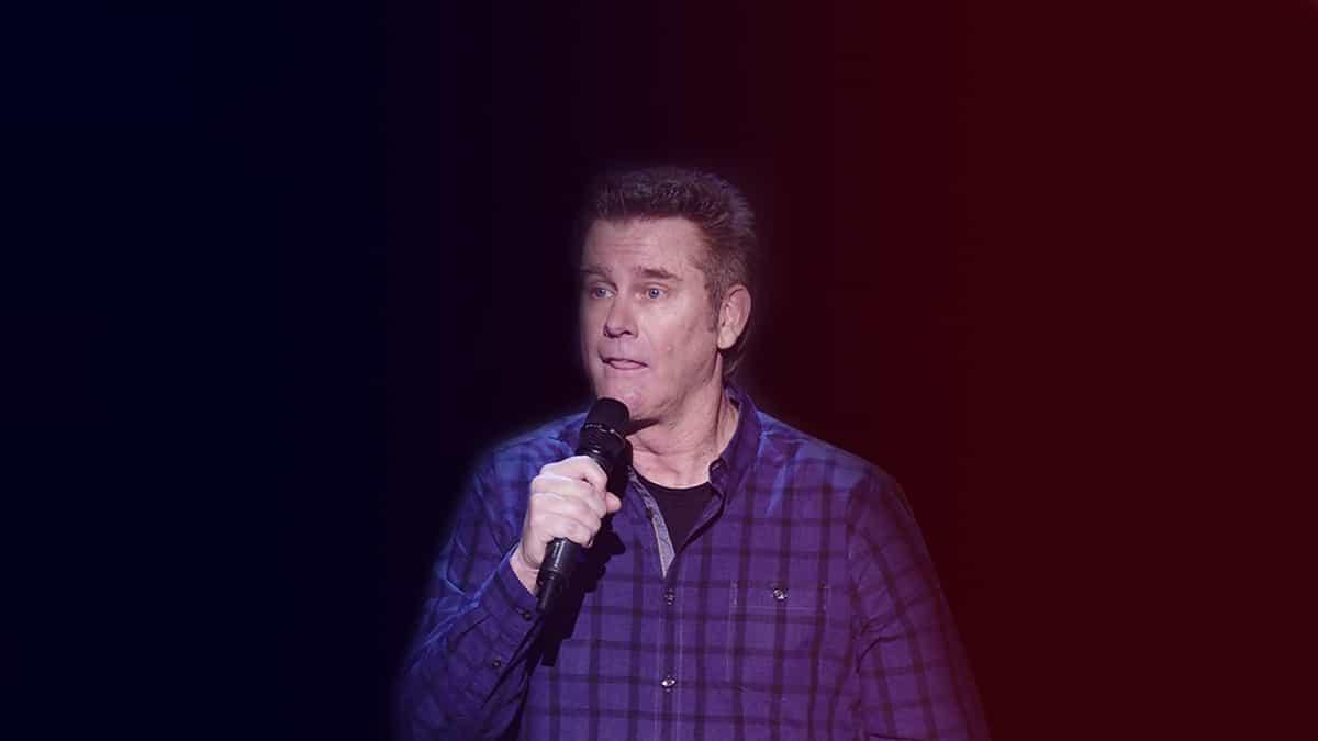 Brian Regan (Rescheduled from 5/9/2020, 8/15/2020, 6/12/2021)