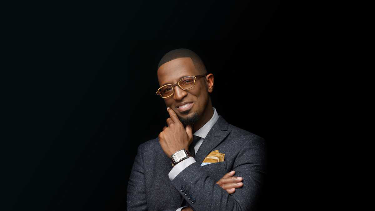 Rickey Smiley (Rescheduled from 10/17/2020)