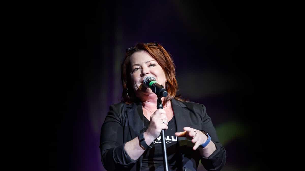 Kathleen Madigan (Rescheduled from 4/24/2020, 7/25/2020, 3/6/2021)