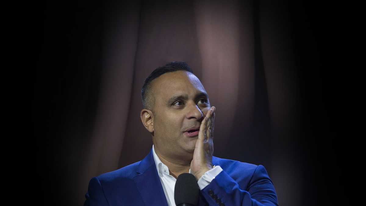Russell Peters (21+ Event)