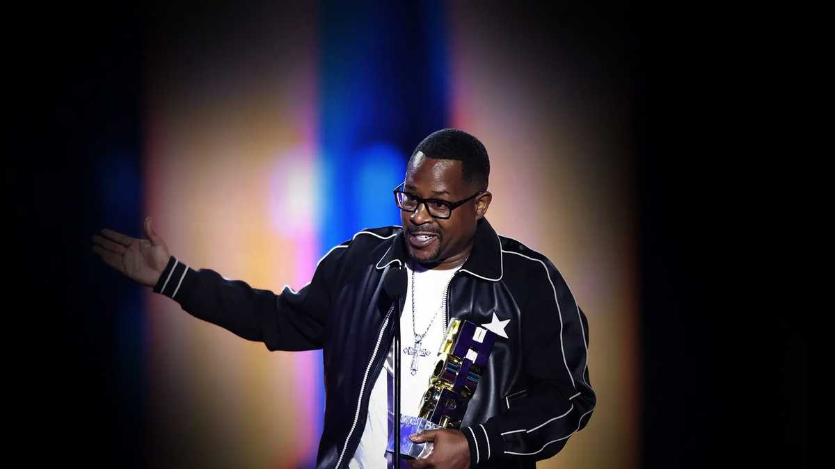 Lit AF Tour hosted by Martin Lawrence (Rescheduled from 4/24/2020)