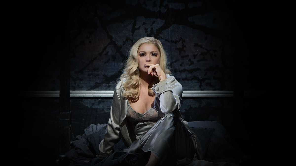 Metropolitan Opera - Iphigenie en Tauride