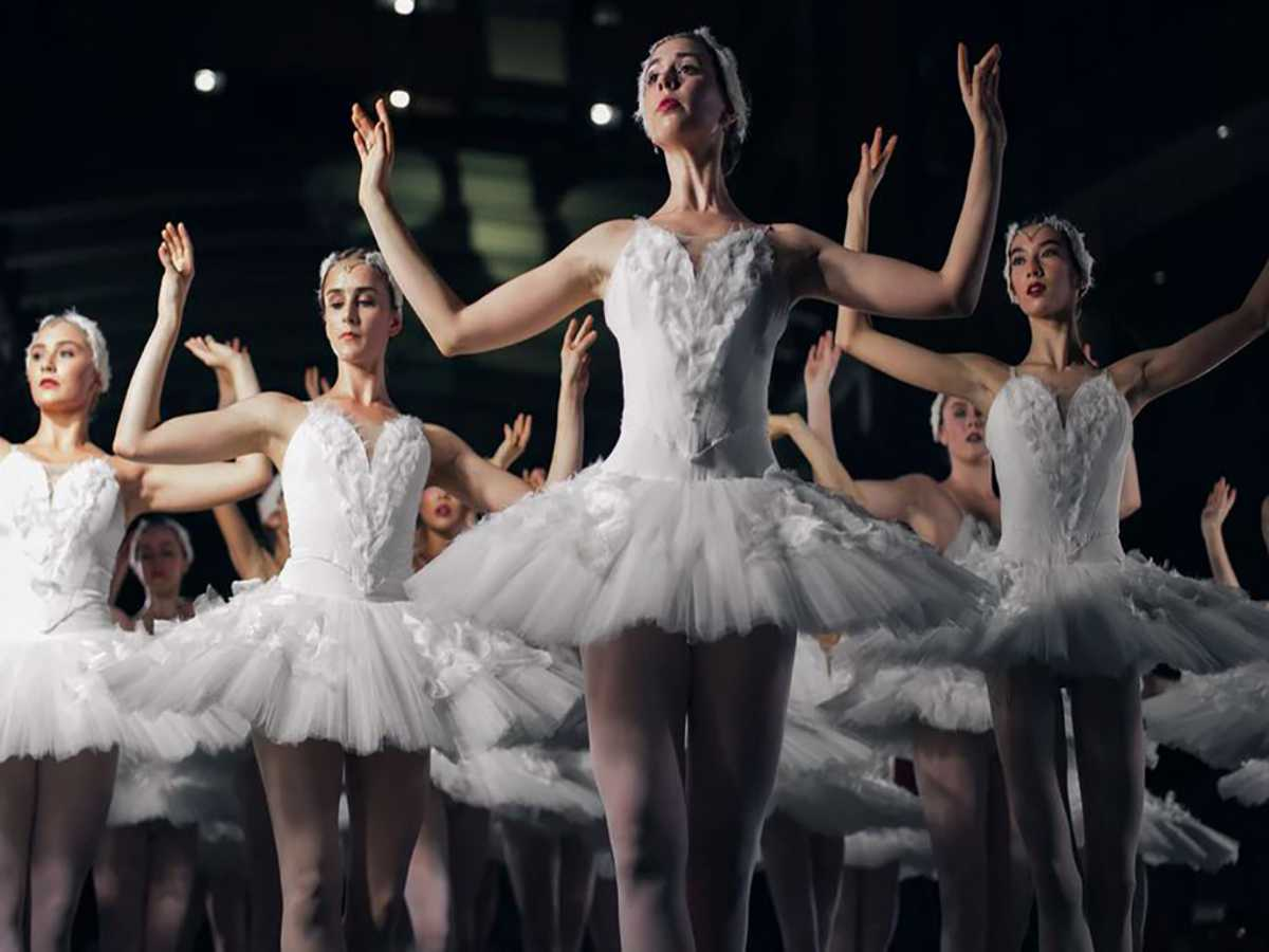 Swan Lake (Rescheduled from 9/24/2020)