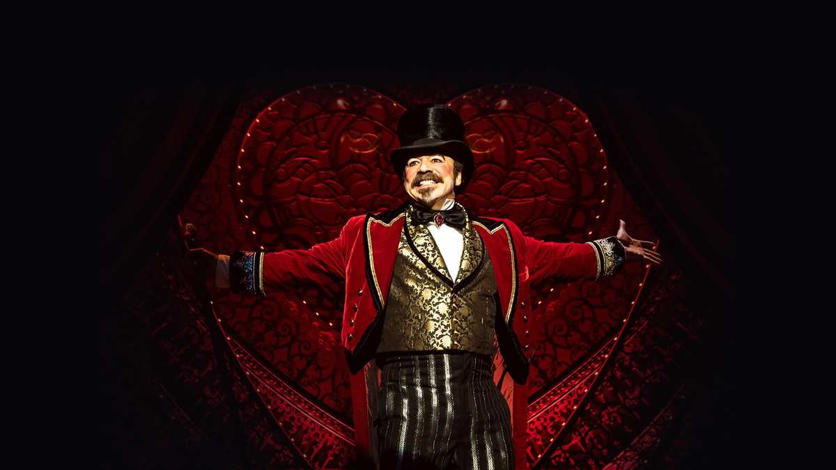 Moulin Rouge (Rescheduled from 4/24/2021)