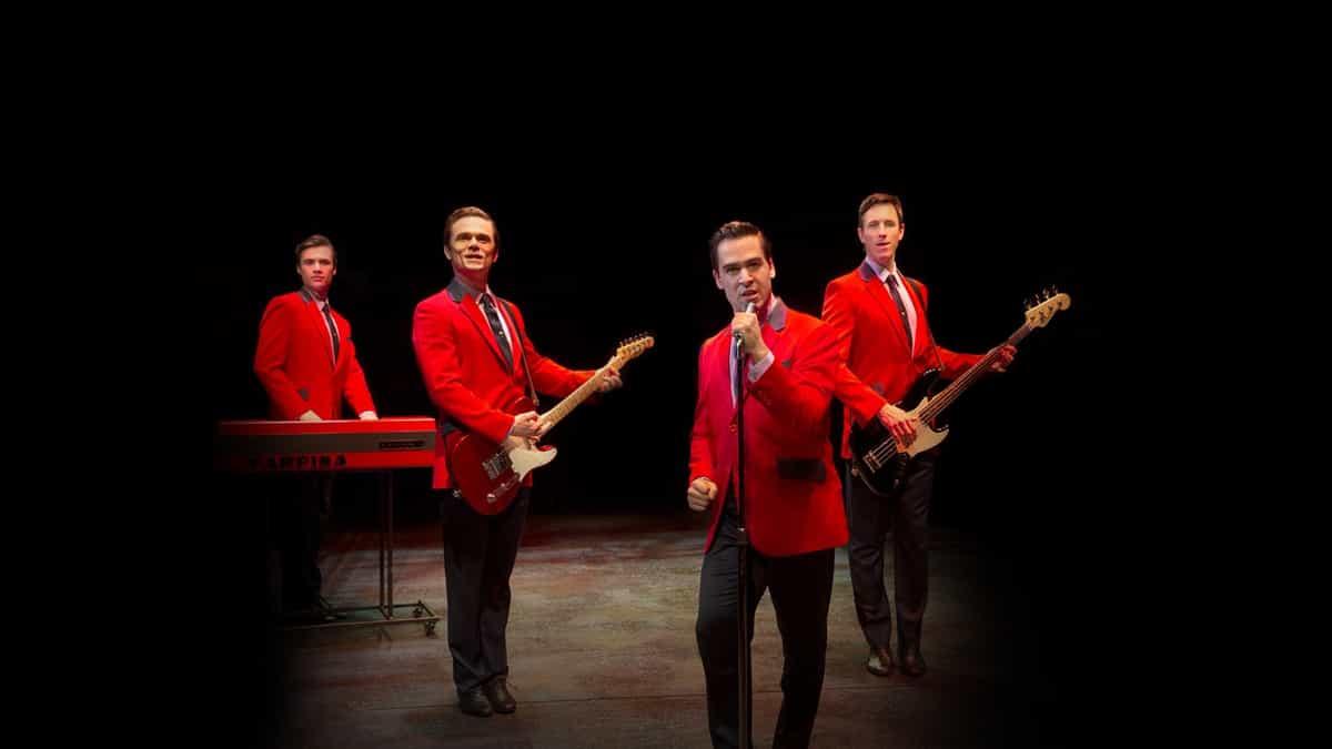 Jersey Boys (Rescheduled from 11/14/2020, 10/23/2021)