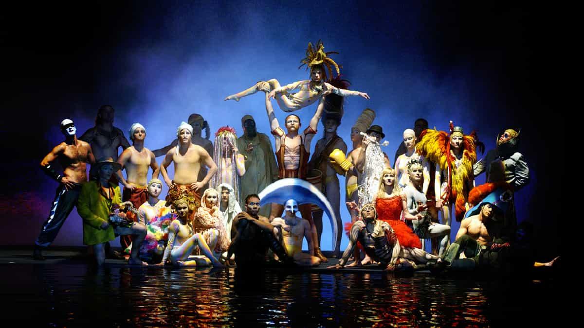 Cirque du Soleil O Tickets