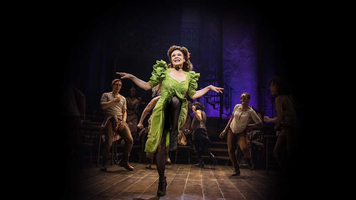 Hadestown (Rescheduled from 5/18/2021)