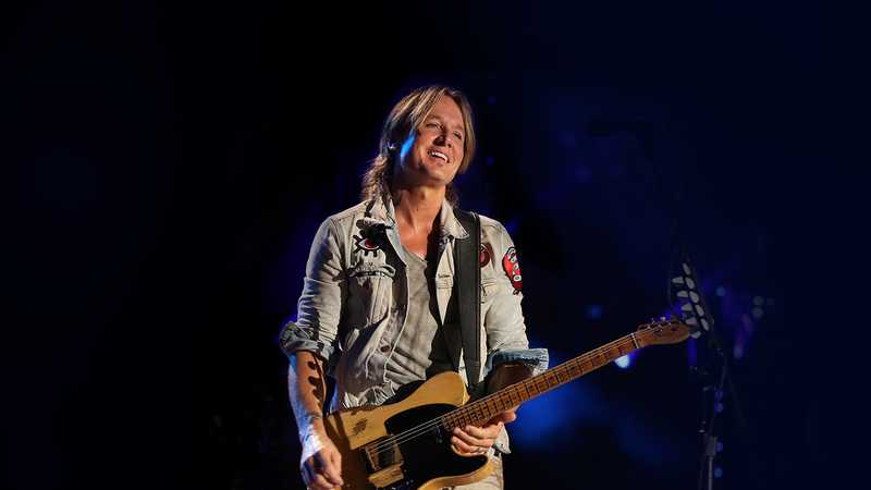 Keith Urban (Rescheduled from 9/11/2021)