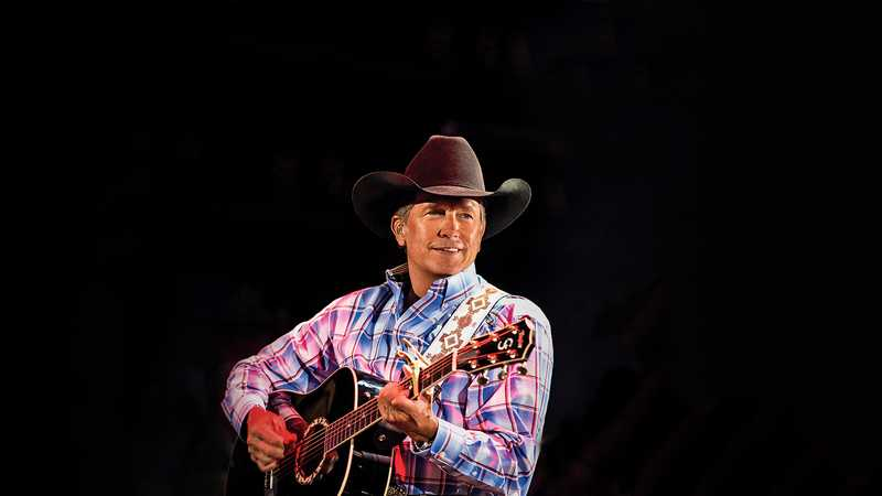 George Strait with Chris Stapleton, Little Big Town (Rescheduled from 8/22/2020, 7/31/2021)