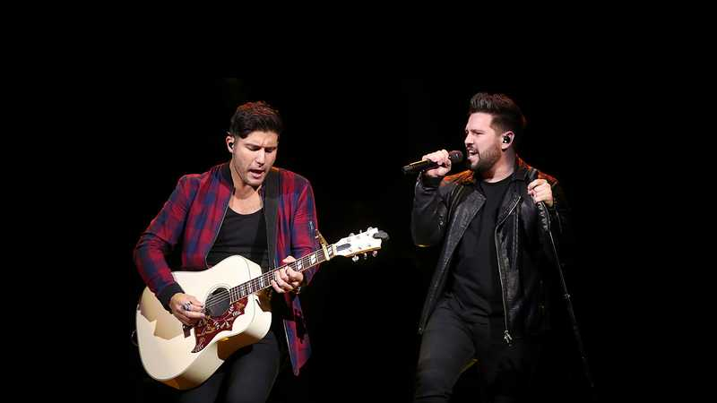 Dan and Shay (Rescheduled from 4/18/2020, 8/13/2020)