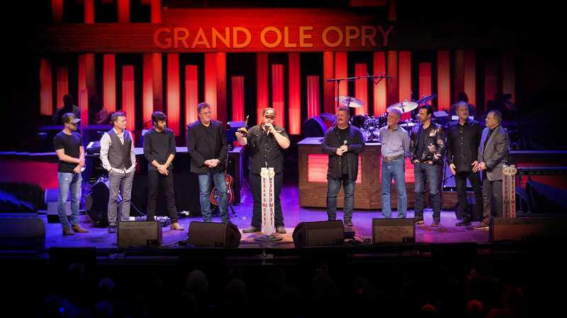 Grand Ole Opry - Luke Combs, Dailey and Vincent, Old Crow Medicine Show, Carly Pearce