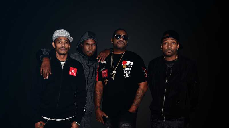 Midwest Spring Jam - Bone Thugs N Harmony (Rescheduled from 3/14/2020, 10/10/2020)