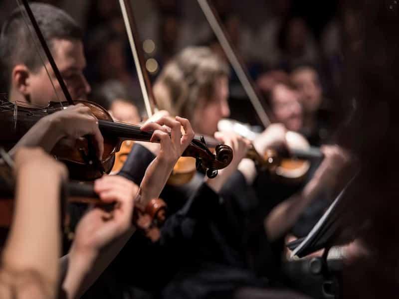 Charlotte Symphony Orchestra - Brahms Serenade No. 2
