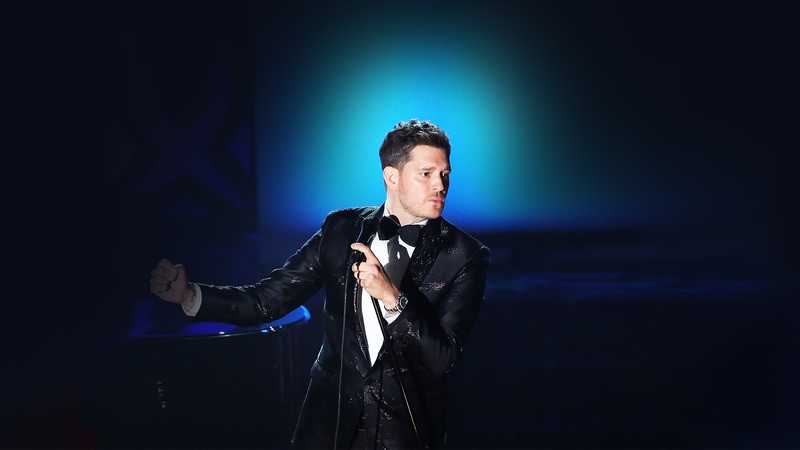 Michael Buble (Rescheduled from 3/25/2020, 3/8/2021, 8/24/2021)