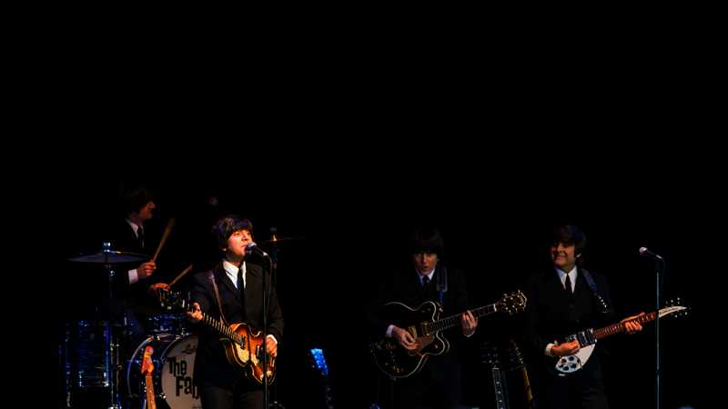 The Fab Four - The Ultimate Beatles Tribute (Rescheduled from 3/20/2020, 5/22/2020, 12/31/2020, 3/27/2021)