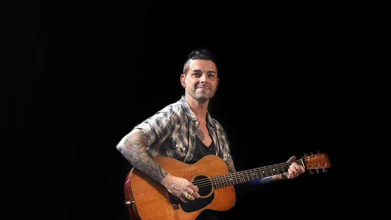 Dashboard Confessional (21+ Event)