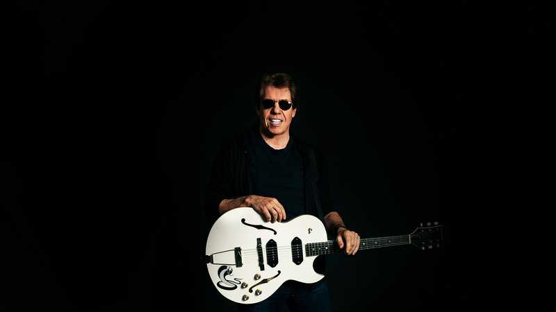 George Thorogood (Rescheduled from 5/23/2020, 5/29/2021)