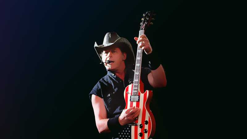 Ted Nugent (Rescheduled from 8/7/2020, 8/6/2021)