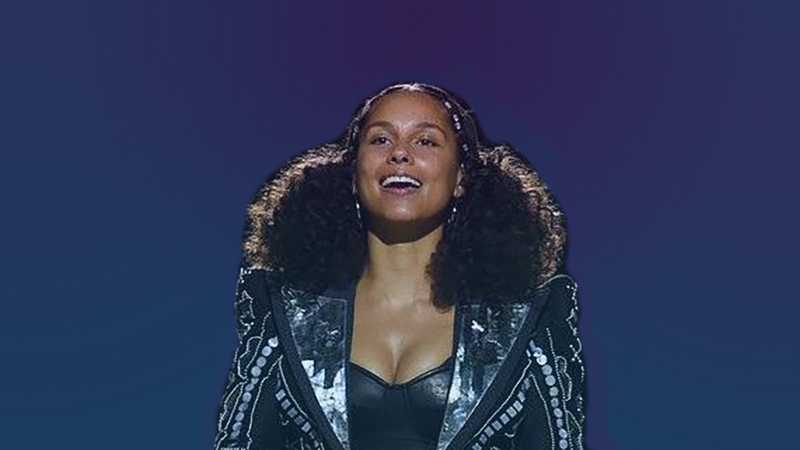 Alicia Keys (Rescheduled from 8/11/2020, 8/10/2021)