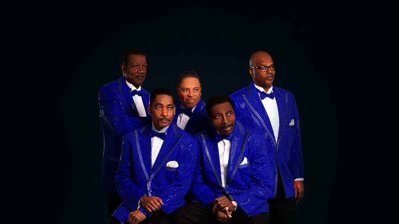 The Temptations and Four Tops (Rescheduled from 5/14/2020, 4/10/2021)
