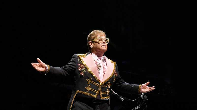 Elton John (Rescheduled from 6/27/2020)