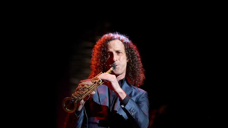 Kenny G (Rescheduled from 9/17/2021)