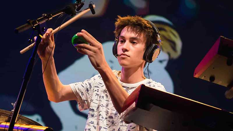 Jacob Collier (Rescheduled from 5/30/2020)