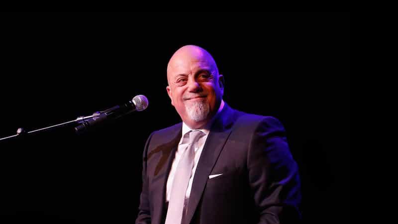 Billy Joel (Rescheduled from 4/18/2020, 4/17/2021)