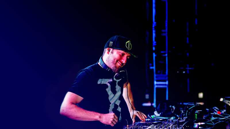 Excision (18+ Event) (Rescheduled from 4/18/2020, 11/7/2020, 12/11/2021)