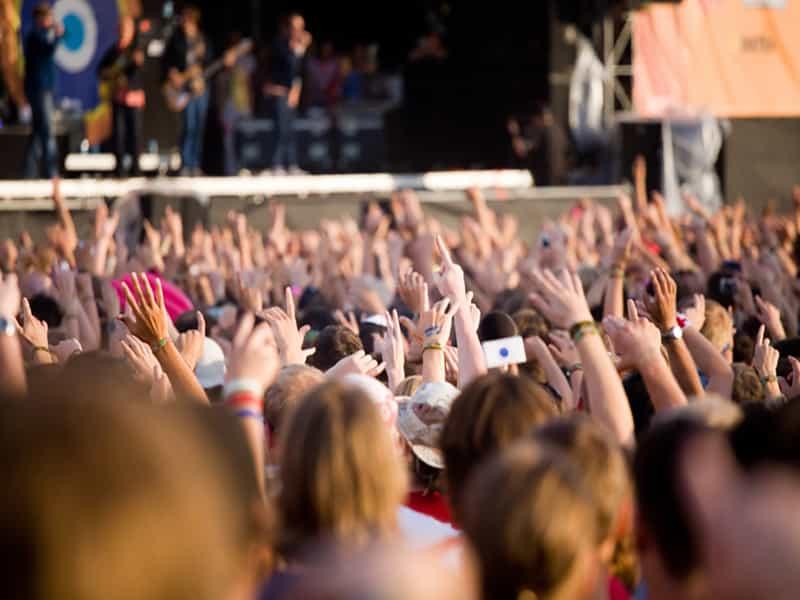 2021 Aftershock Festival - Saturday (The Offspring, Machine Gun Kelly, Gojira) (Rescheduled from 10/10/2020)